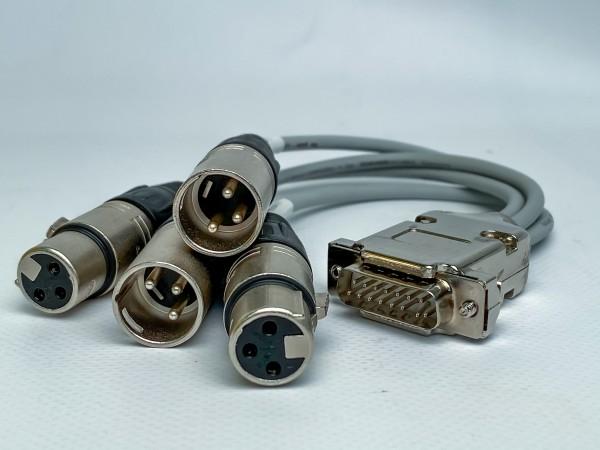SonicWorld Sidechain Kabel für Crane Song STC-8
