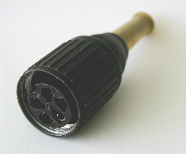 Amphenol Tuchel 5 Pol Kabelbuchse T3084-002 gebraucht