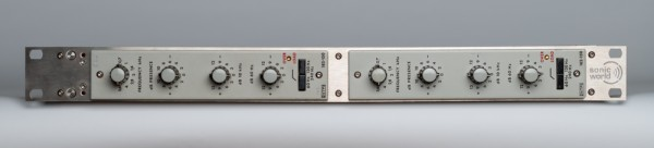 Bundle SonicWorld FR2X-NTP182-150 Rack mit 2 Stück NTP182-150 Equalizern