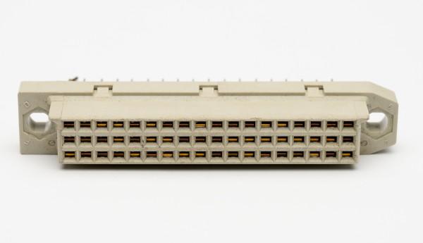 Siemens DIN 41618, 54 polige vergoldete Federleiste gebraucht
