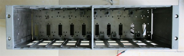 DIN Rack für 10 St. V7X Technik