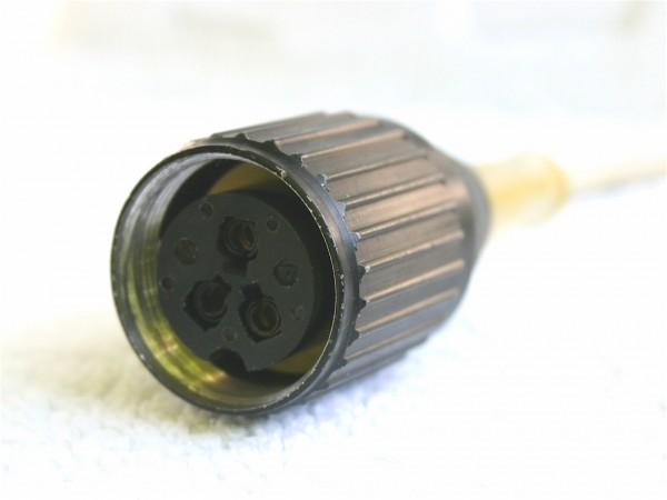 Amphenol Tuchel 3pol Kabelbuchse T3080-002 gebraucht
