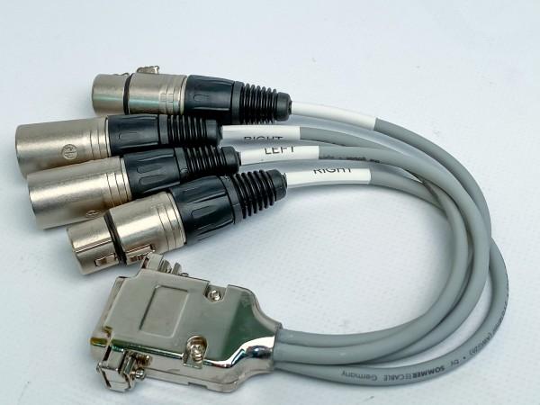 SonicWorld Sidechain Kabel mit PAD für Crane Song STC-8