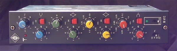Neumann W492 5-band Equalizer