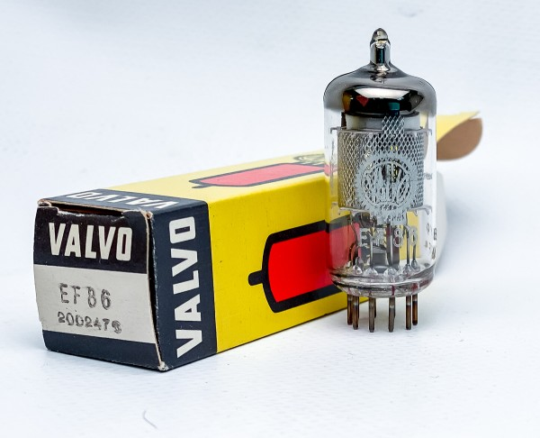 Valvo EF86