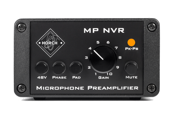 HORCH Audiogeräte MP NVR Mikrofonvorverstärker