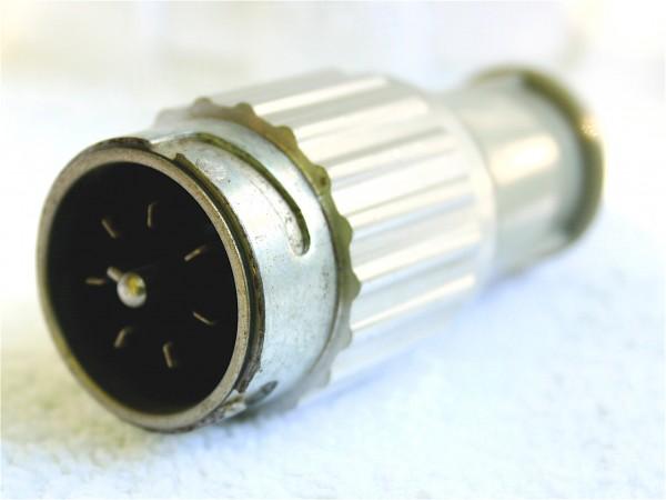 Amphenol Tuchel 8 Pol Kabelstecker T3050-010 für Neumann M49/M50 NEU