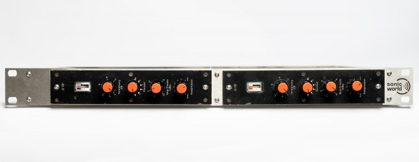SonicWorld FR2X-U111e Rack für/for Barth U111 Kompressor/Compressor