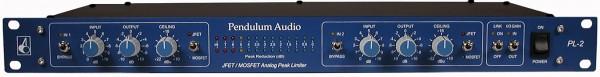 Pendulum Audio PL2 Front